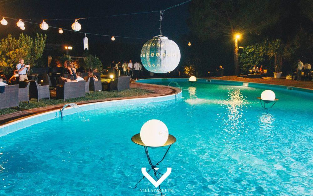 piscina di villa papeete