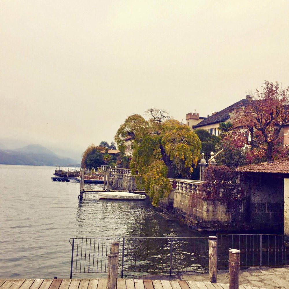 lago d'orta, isola san giulio