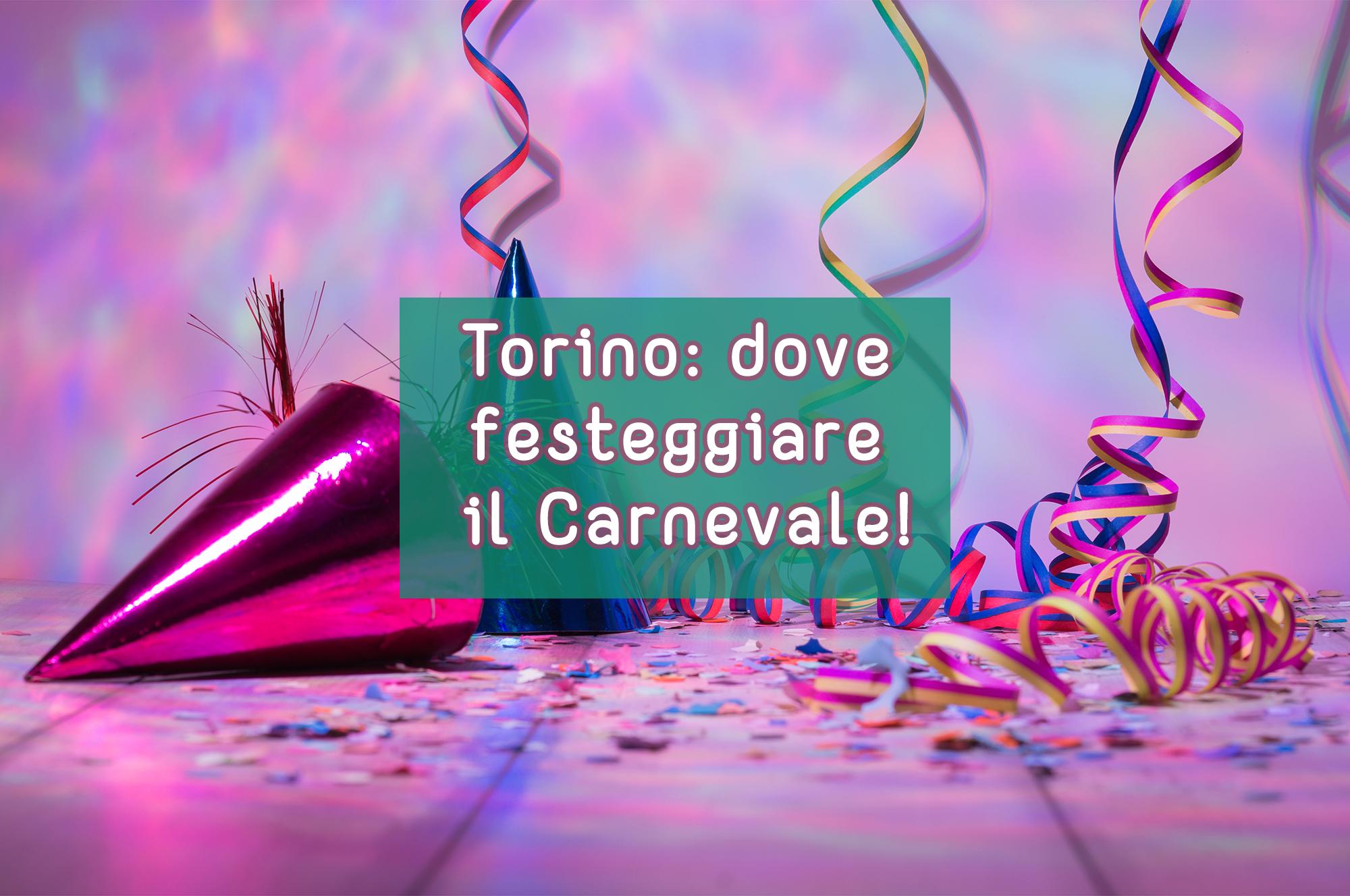 feste di carnevale a torino