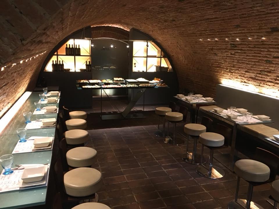grotta della gastronomia morbiti