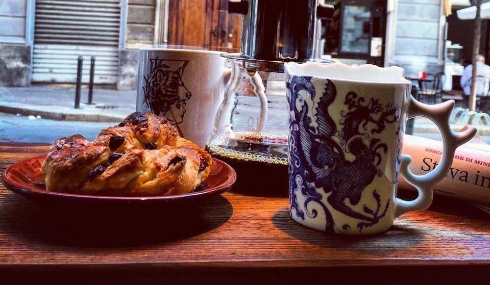 caffè e dolce
