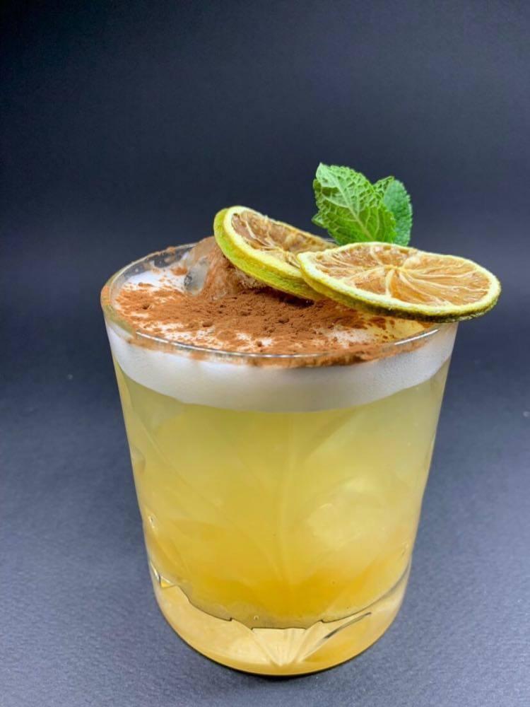 cocktail giallo