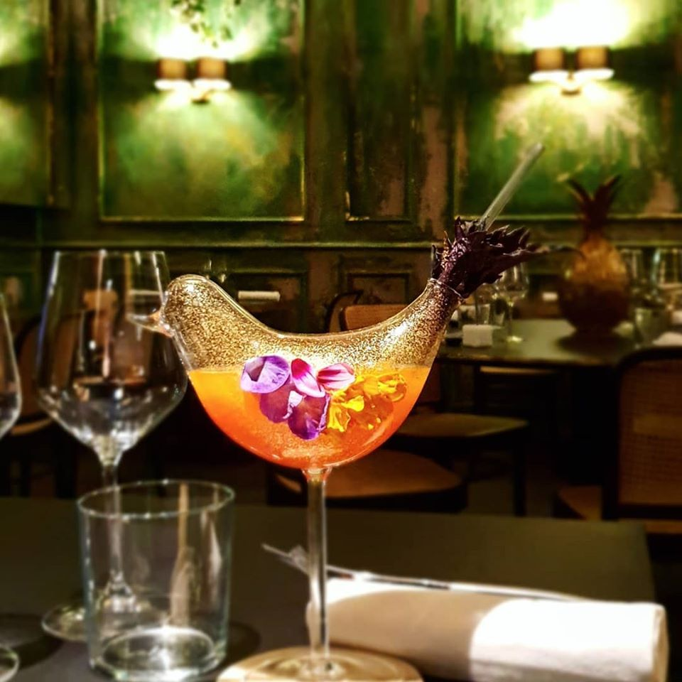 cocktail arancione