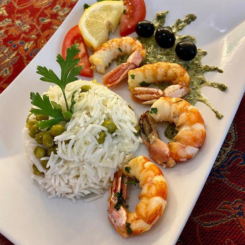 piatto cucina persiana