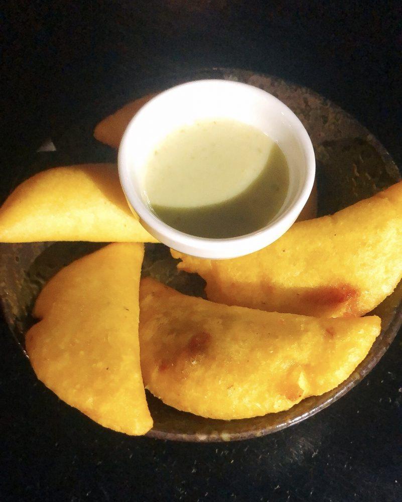 empanadas tapas venezuelane caraibiche torino